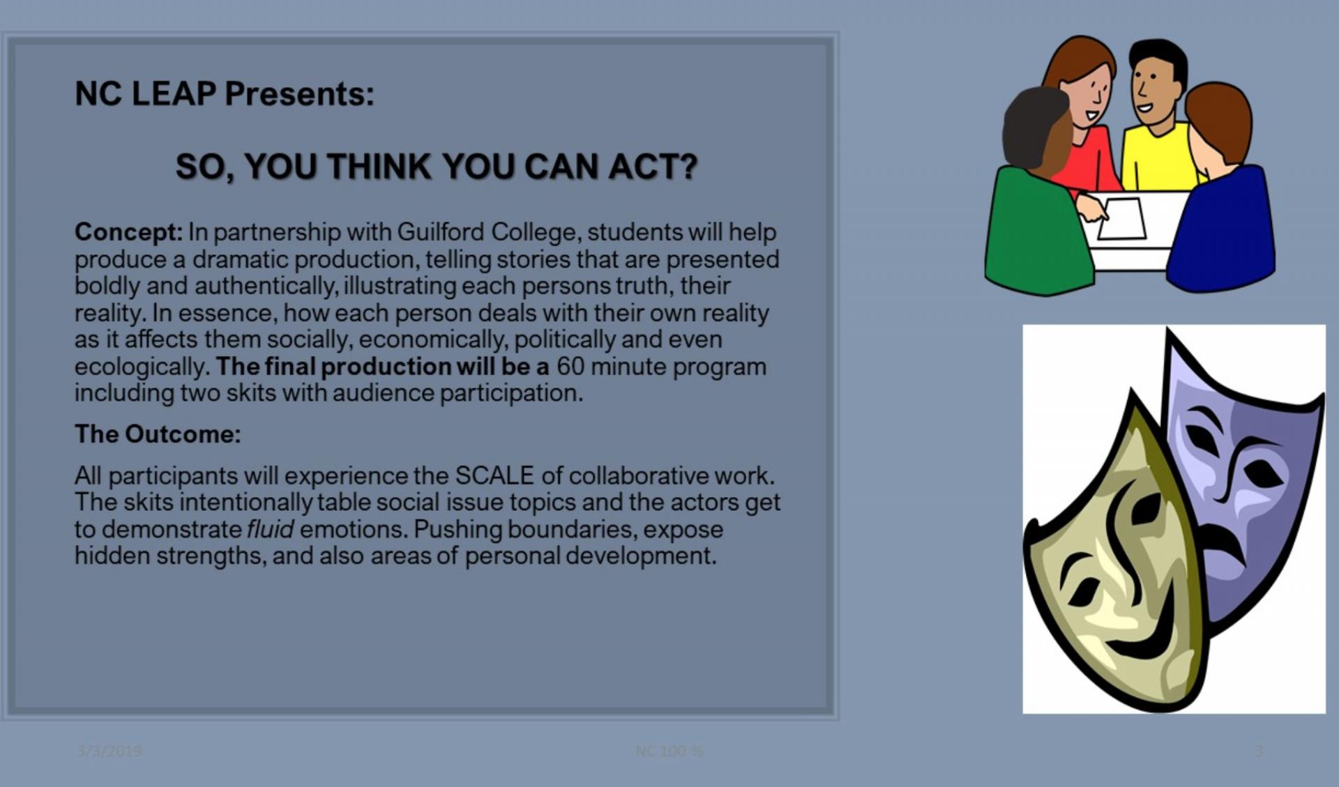 NC leap 100 slide
